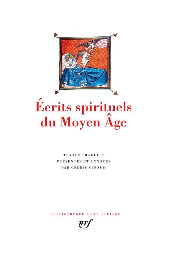 écrits spirituels du Moyen Age