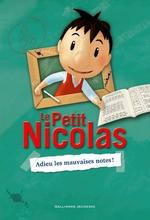 Vente Livre Numérique : Le Petit Nicolas (Tome 1) - Adieu les mauvaises notes  - Valérie Latour-Burney