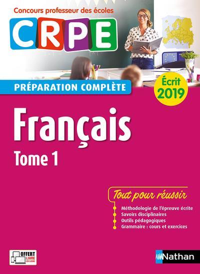 Français t.1 ; préparation complète (édition 2019)