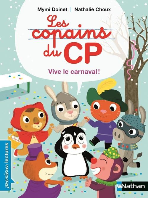 Les copains du CP ; vive le carnaval !