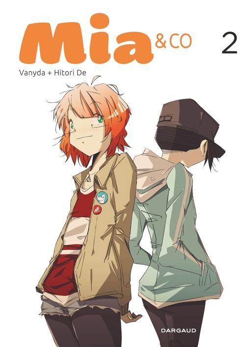 Mia et Co - Tome 2  - Vanyda  - Nicolas Hitori De