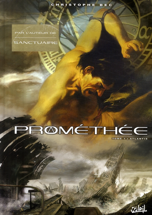 Promethee T.1 ; Atlantis