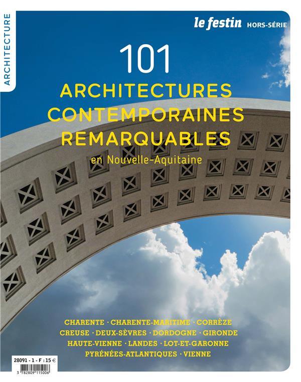 101 architectures contemporaines remarquables en Nouvelle-Aquitaine
