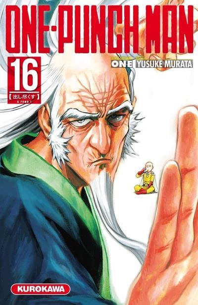 One-Punch Man t.16 ; à fond !