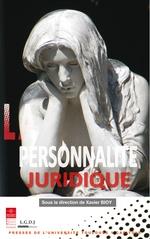 Vente EBooks : La personnalité juridique  - Xavier Bioy