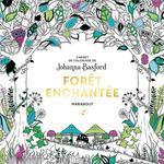 Le petit livre de coloriage ; forêt enchantée