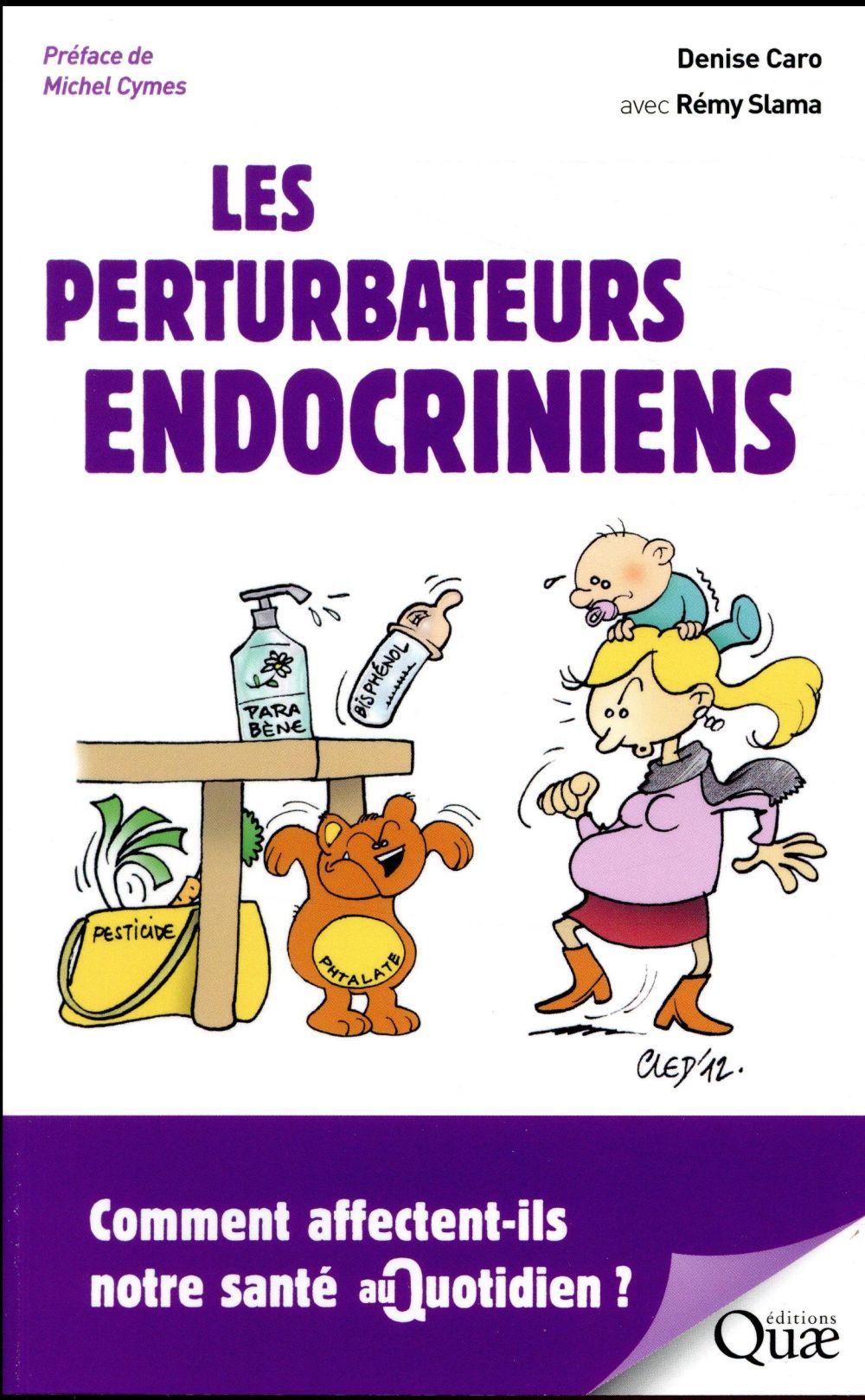 Les pertubateurs endocriniens