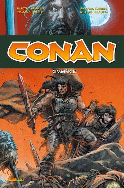 Conan T.6 ; Cimmérie