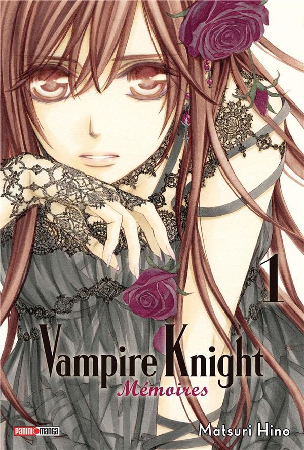 Vampire Knight - Memoires T.1