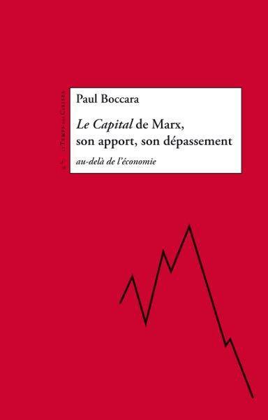 Le capital de Marx, son apport, son dépassement au-delà de l'économie