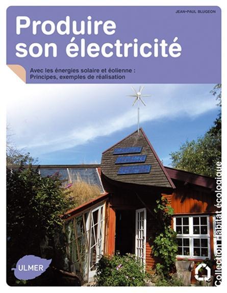 Produire Son Electricite ; Avec Les Energies Solaire Et Eolienne ; Principes, Exemples De Realisation