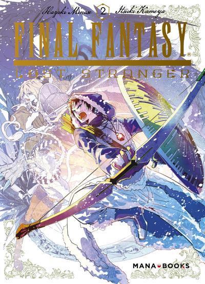 Final Fantasy - lost stranger t.2