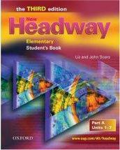 New headway, third edition elementary: student's book a