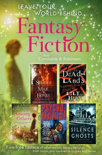 Leave Your World Behind - A Fantasy Fiction Sampler