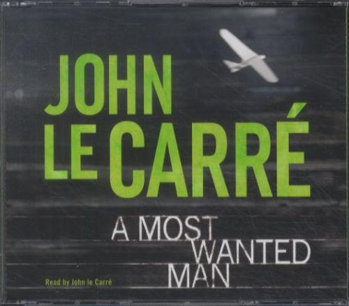 A most wanted man - read by john le carre