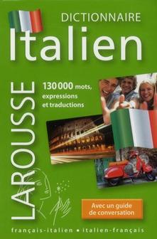 Mini Plus Dictionnaire Larousse ; Francais-Italien / Italien-Francais