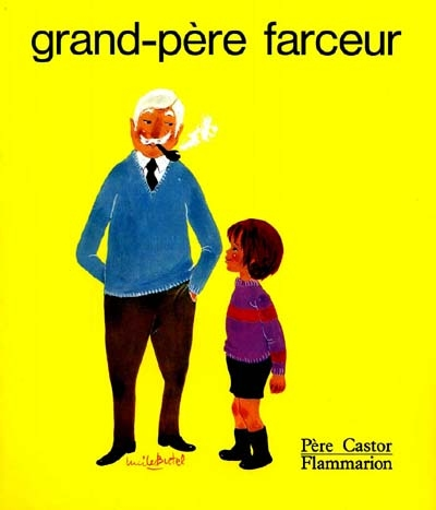 Grand-père farceur