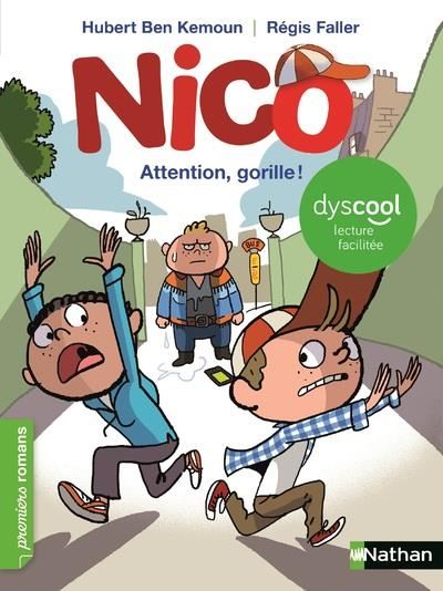 Nico ; attention, gorille !