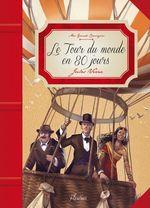 Vente Livre Numérique : Le Tour du monde en 80 jours  - Jules Verne - Charlotte Grossetête