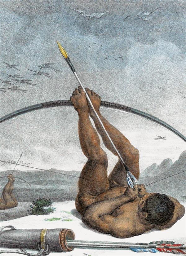 Voyage pittoresque et historique au Brésil de Jean-Baptiste Debret