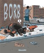 Couverture de Borb