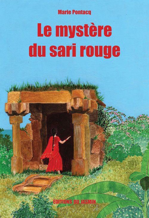 Le mystere du sari rouge