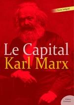 Vente Livre Numérique : Le Capital  - Karl MARX