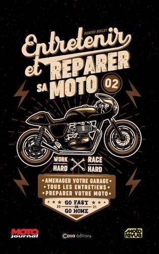 entretenir et réparer votre moto