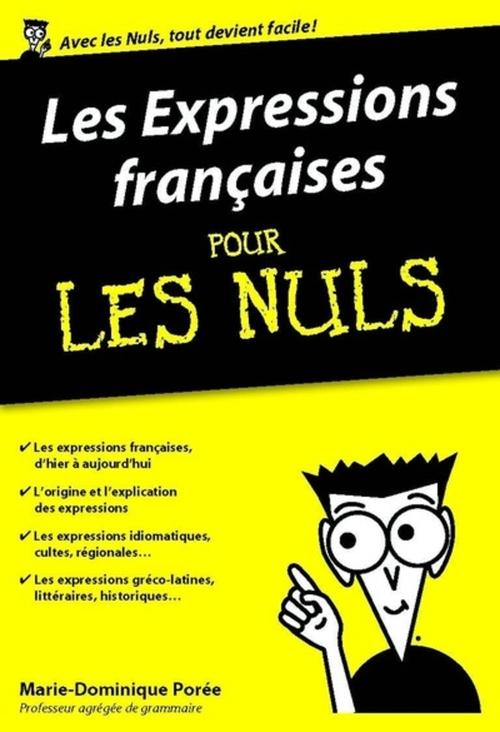 Les Expressions françaises pour les Nuls, édition poche