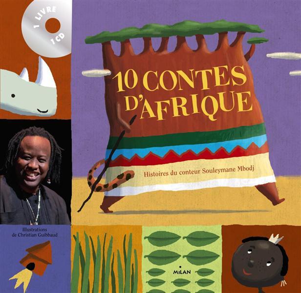 10 contes d'Afrique