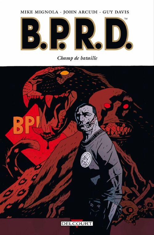 B.P.R.D. T.8 ; champ de bataille