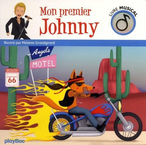 Livre musical ; mon premier Johnny