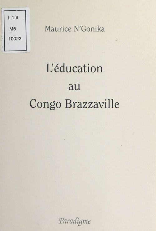L'éducation au Congo Brazzaville