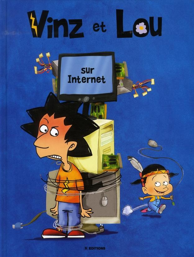 Vinz et Lou ; sur internet