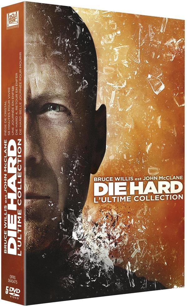 coffret die hard 1 à 5