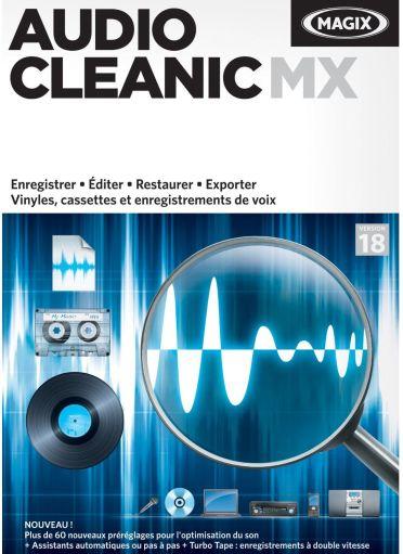Magix audio cleanic mx
