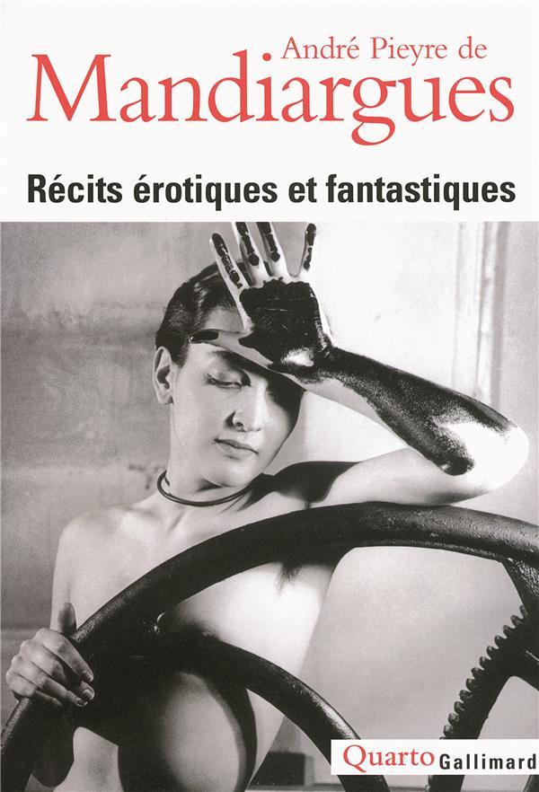 Récits érotiques et fantastiques
