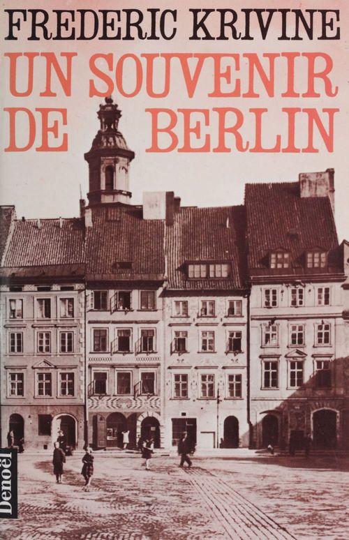 Un souvenir de berlin