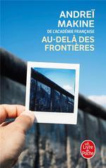Couverture de Au-Dela Des Frontieres