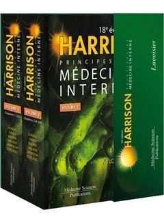 Harrison ; principes de médecine interne (18e édition)