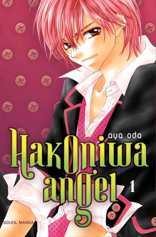 Hakoniwa angel t.1