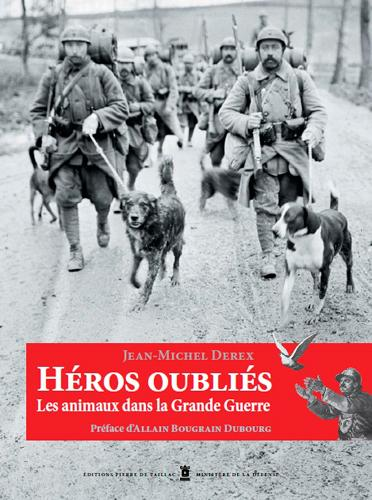 Héros oubliés ; 14-18: les animaux dans la grande guerre