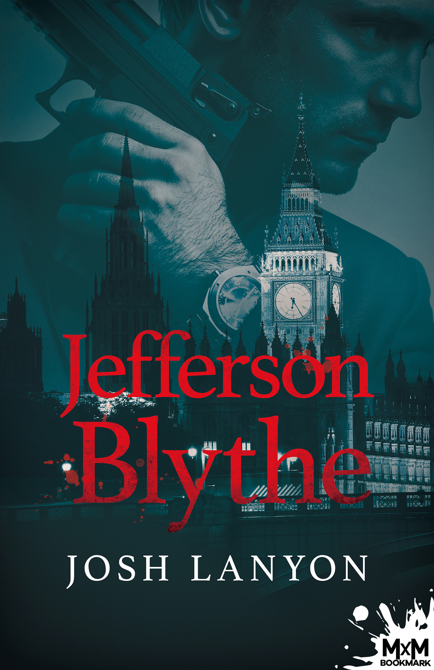 Jefferson Blythe  - Lanyon Josh