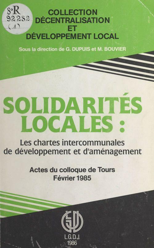 solidarites locales