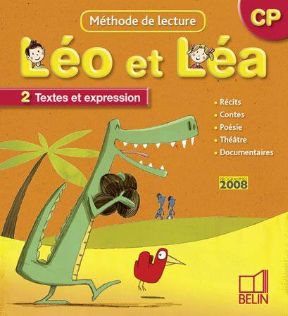 Léo et Léa ; méthode de lecture; CP