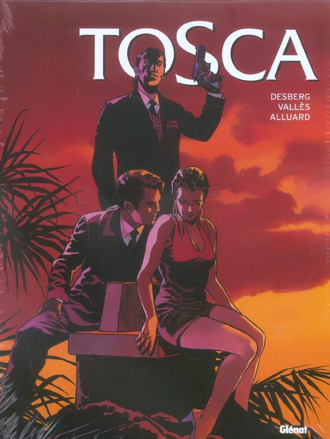 TOSCA  -  COFFRET T.1 A T.3