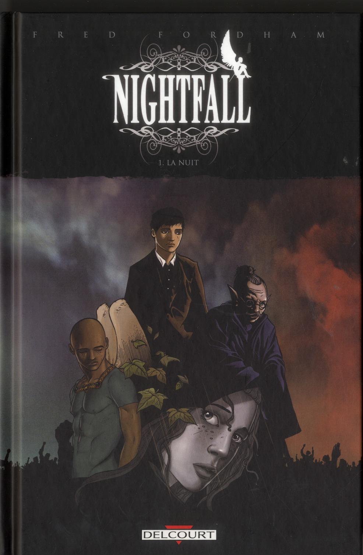 nightfall t.1 ; la nuit