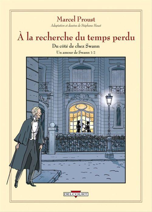 À la recherche du temps perdu T04  - Stephane Heuet