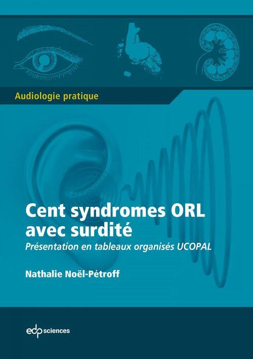 100 syndromes ORL avec surdité