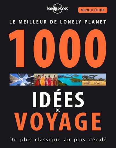 1000 idées de voyage (5e édition)
